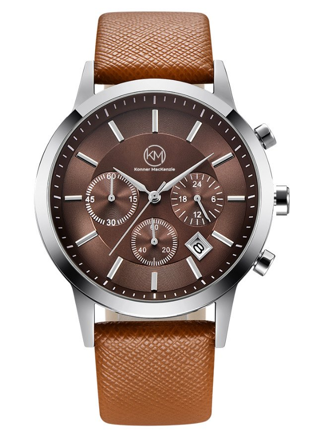 The Nelson Series- 45mm Watch